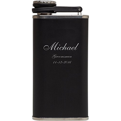 Personalized Stanley 8oz Flask with Free Engraving by Stanley