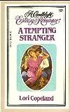 A Tempting Stranger, Lori Copeland, 0440190851