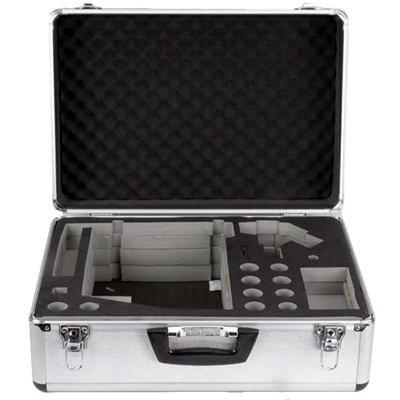 Case Microscope (AmScope AC-SE303 Aluminum Case for SE303, SE304, SE305, SE306 Series Microscopes)