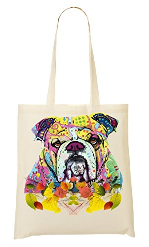 Bulldog | | Animal Series | Cool T Shirt | Nice To | | Osom | Popular | Funny | Swag | Joke | Yolo Bolso De Mano Bolsa De La Compra