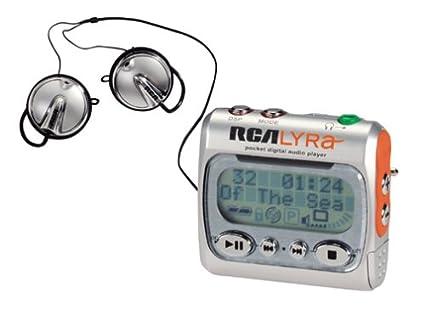 amazon com rca lyra 64 mb mp3 player home audio theater rh amazon com RCA Lyra MP3 Player RCA Lyra MP3 Player