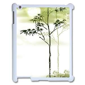 Bamboo Customized Cover Case for Ipad2,3,4,custom phone case ygtg-335250