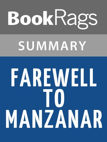 Amazon summary study guide farewell to manzanar by jeanne summary study guide farewell to manzanar by jeanne wakatsuki houston by bookrags fandeluxe Image collections