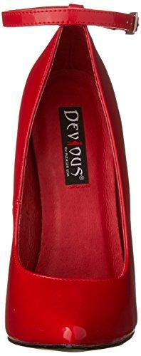 Devious Scream-12 - zapatos de tacón alto mujer fetiche extremos - tamaño 35-45, US-Damen:EU-37 / US-7 / UK-4