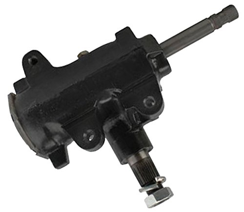 NEW 1965-1991 GM MANUAL STEERING BOX, SAGINAW 525 GEAR BOX, CHEVY, BUICK, OLDSMOBILE, PONTIAC, GMC, JEEP