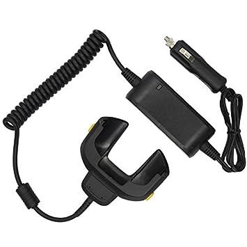 Amazon.com: Vehículo cargador cable para Motorola TC7 X ...