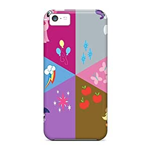 Case Cover Mane 6 Iphone 5c Protective Case