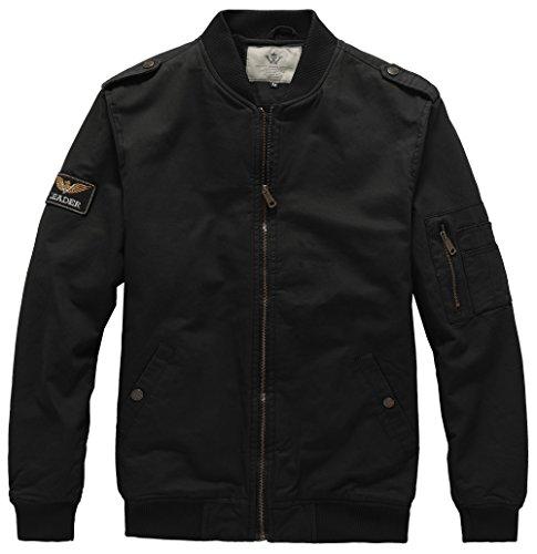 Army Black Fleece Jacket - 9