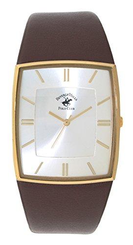 Beverly Hills Polo Club Brown Ultra Slim Watch (Model: 53356)
