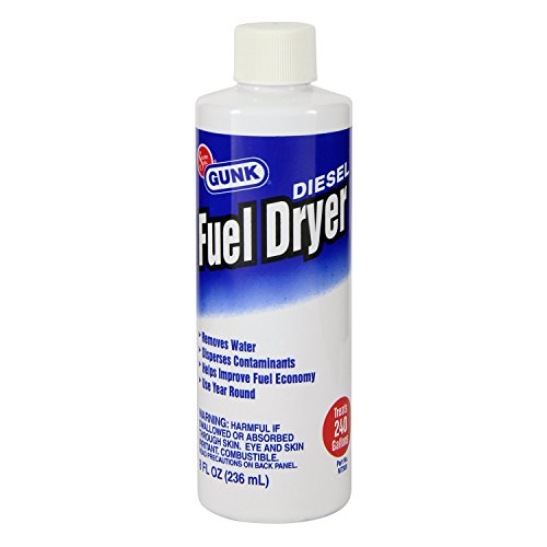Gunk M7308-24PK Diesel Fuel Dryer - 8 oz., (Case of 24) by Gunk