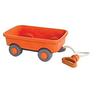 Toy Wagon by Green Toys, Orange