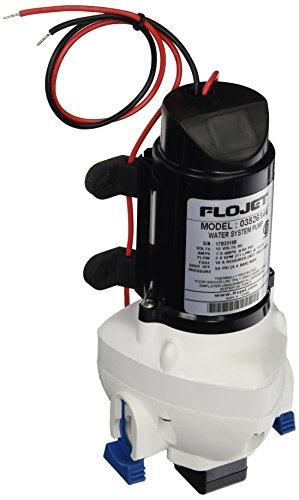 Eccotemp Systems L5 Pump Bundle L5 Tankless Water Heater with Flojet Pump