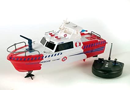 Amazon harbour rescue dickie rc boat toy toys games harbour rescue dickie rc boat toy fandeluxe Gallery