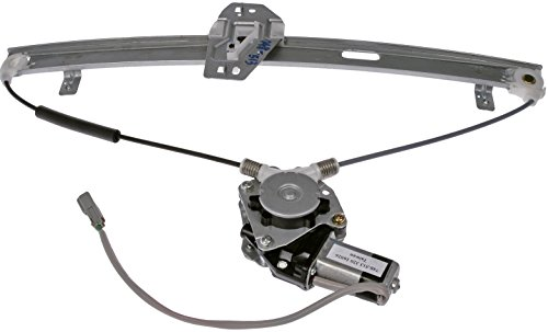 Dorman 748-513 Rear Passenger Side Power Window Regulator and Motor Assembly for Select Honda Models ()