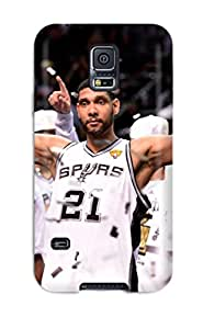 Hot san antonio spurs basketball nba (56) NBA Sports & Colleges colorful Samsung Galaxy S5 cases 4108165K987340248