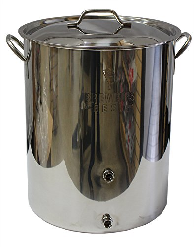 16 Gallon Brewers Best Basic Kettle With 2 Ports by Brewer's Best