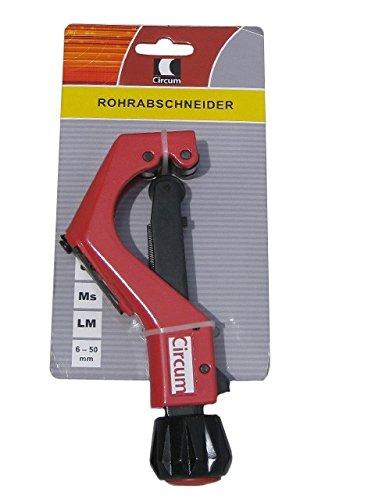 Rohrschneider Rohrabschneider 6-50 mm Rohrschere Entgrater