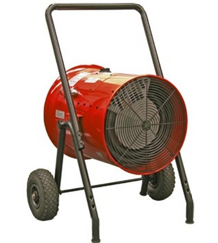 electric heat blower - 5