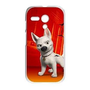 Motorola G Cell Phone Case White Bolt Wcchf