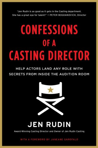 Books On Acting in Amazon Store - Confessions of a Casting Director: Help Actors Land Any Role with Secrets from Inside the Audition Room
