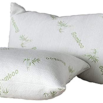 Amazon Com Great Bay Home Premium Bamboo Pillowcases