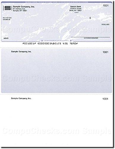 Computer Checks on Top - 300 Printed Checks - Compatible ...