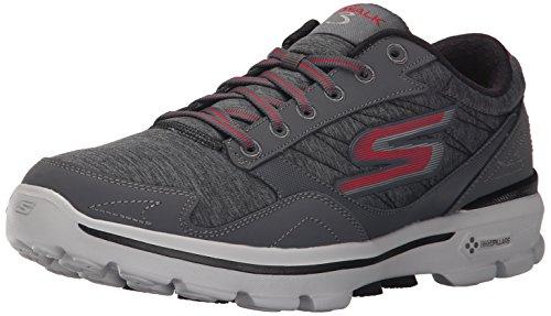Skechers Go Walk 3 - Zapatillas Hombre Gris - gris (Ccrd)