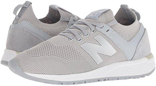 Wrl247d1 Donna silver Mink Sneaker New Argento Balance 5nz0RZ