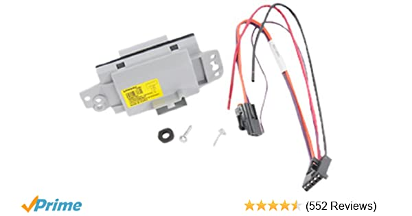 amazon com: acdelco 15-81773 gm original equipment heating and air  conditioning blower control module: automotive
