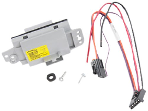 Resistor Replacement - ACDelco 15-81773 GM Original Equipment Heating and Air Conditioning Blower Control Module