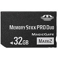 Top-BR High Speed fsrdGT Memory Stick Pro-HG Duo 32GB(Mark 2) PSP Accessories