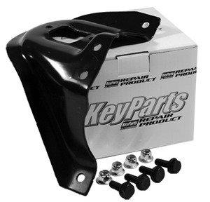 Left Upper Rear Part (88-98 Chevy / GMC Rear LEFT 4WD Upper Shock Mount Repair Kit)