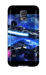 Galaxy S5 Case Cover With Shock Absorbent Protective MACLgov11413qgCZv Case