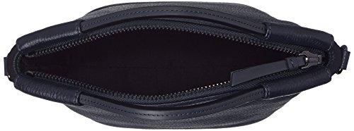 Ecco Sp 2 Small Doctors Bag, Sacs Portés Main Femme, Noir (Black), 10x16x25 cm