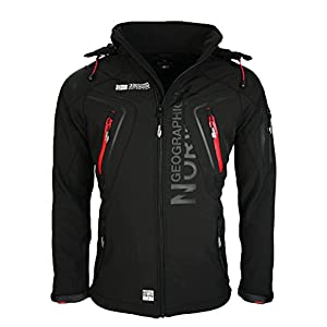 Geographical Norway Tambour Veste Softshell Homme