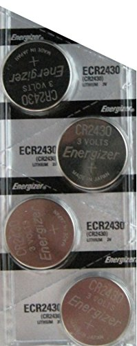 Energizer CR2430 Lithium Button battery