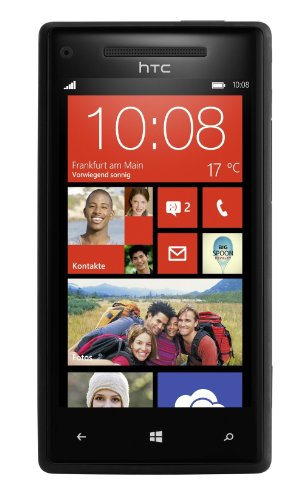 HTC 8X, Black 16GB (Verizon Wireless) (8x Verizon Htc)