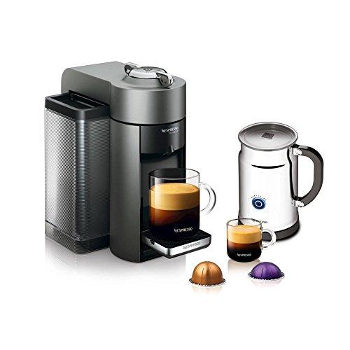 Nespresso VertuoLine Evoluo Deluxe Coffee & Espresso Maker w