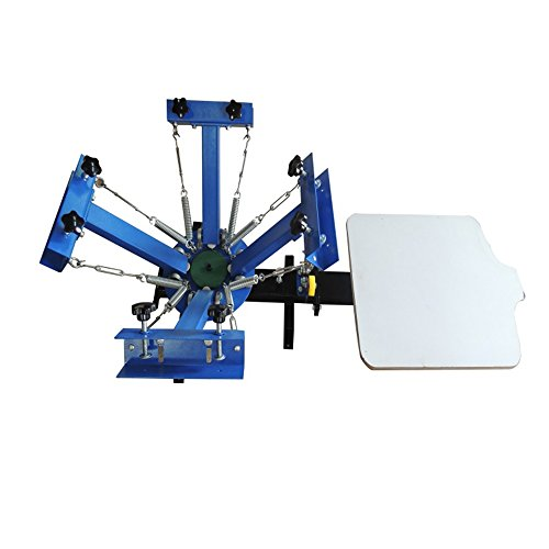 Mophorn Screen Printing Kit 4 Color 1 Station Screen for sale  Delivered anywhere in USA