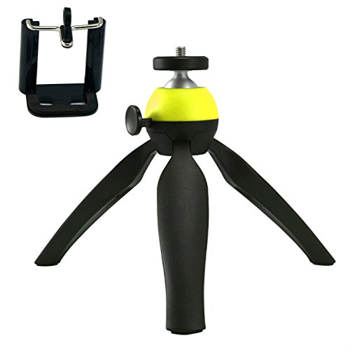 First2savvv SJY-008-13 yellow multi-funcational Self-portrait Shooting Monopod Selfie Handheld pole tripod for all mobile phones camera DSLR camera digital camcorder GO PRO 1 2 3 3+ 4