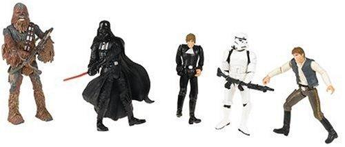 Star Wars BATTLEPACK REBEL VS EMPIRE Hasbro 85725