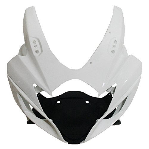 XMT-MOTO Unpainted Front Upper Fairing Cowl Nose For SUZUKI GSXR600/750 2006-2007 (Suzuki Gsxr600 Fairings)