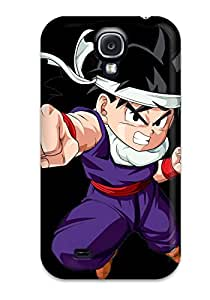 Hot Kid Gohan First Grade Tpu Phone Case For Galaxy S4 Case Cover