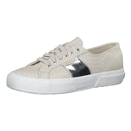 Grey Donna Sneaker Pusnakew Light 2750 Superga Xtw6qzt