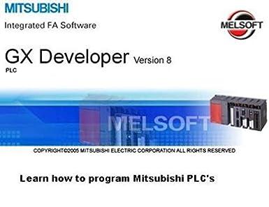 FLASH DRIVE ~ MITSUBISHI PLC TRAINING LESSONS LEARN TO