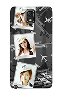 Fashion Protective Girls Generation Case Cover Design For Galaxy Note 3