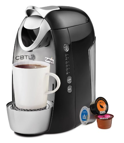 CBTL from The Coffee Bean and Tea Leaf Beverage System, Briosa Silver (Coffee Bean And Tea Leaf Maker compare prices)