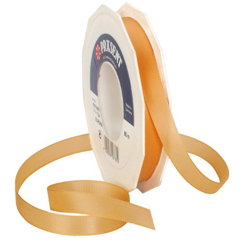 Morex Ribbon Europa Taffeta Ribbon Spool, 5/8-Inch by 55-Yard, Peach