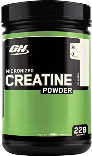 Optimum Nutrition Micronized Creatine Powder Unflavored 1200 g (2.64 lbs)