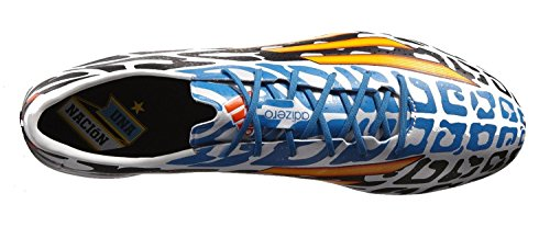TRX Black adizero Orange Messi Blanc de Néon Chaussures F50 FG Foot 4O57qq